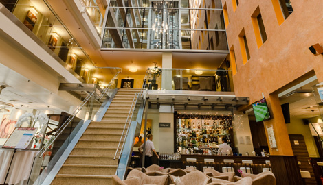 4 Star Hotel is a Hotel for Stag Parties in Riga