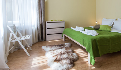 Apartments is a Hotel for Stag Parties in Riga