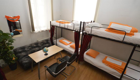 Hostel is a Hotel for Stag Parties in Riga