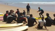 Surfing in Lisbon is a great Stag Party activity in Lisbon