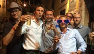 Bar Crawl is a great Stag Party activity in Lisbon