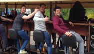 Beer Bike is a great Stag Party activity in Lisbon