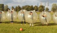 Bubble Football Lisbon is a great Stag Party activity in Lisbon
