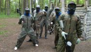 Paintball is a great Stag Party activity in Lisbon