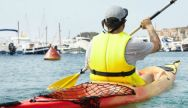 Kayak Tour is a great Stag Party activity in Albufeira