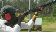 Clay Pigeon Shooting 15 clays is a great Stag Party activity in Riga