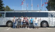 Party Bus Airport Pickup is a Stag Party transfer in Riga