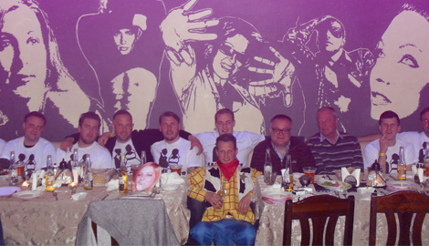 VIP Steak Dinner and Exotic Show is a great Stag Party activity in Riga